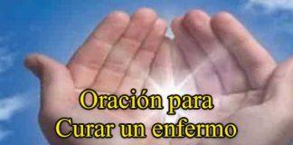 Oración Para Curar A Un Enfermo