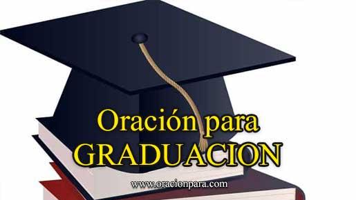 Oración Para Graduación
