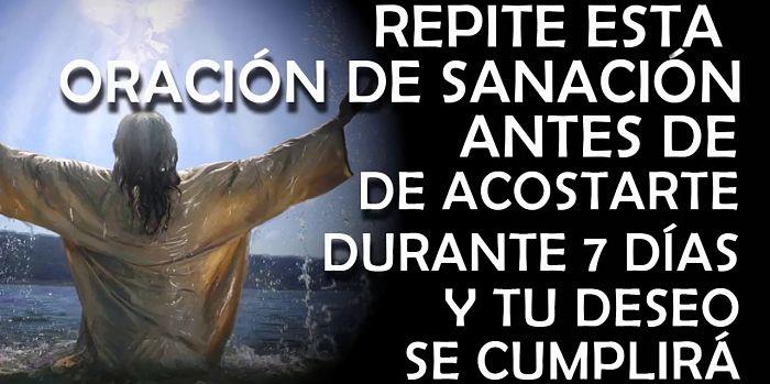 Oración Para Sanar La Mente Cuerpo Y Alma Oraciones De Sanación