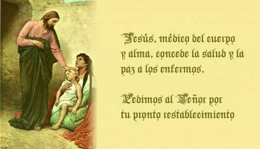 Oración Para Pedir La Recuperación De Mi Padre Enfermo