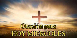 Oración Del Día Miércoles