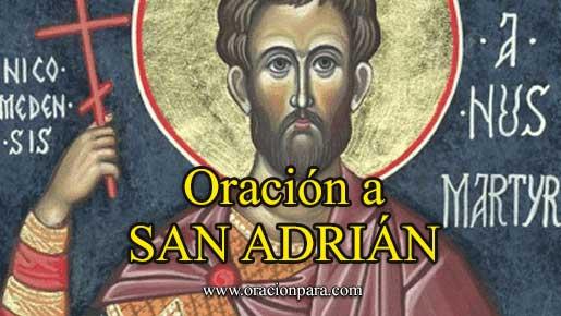 oración-a-san-adrian