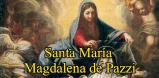 Santa-María-Magdalena-de-Pazzi