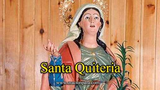 Santa-Quiteria