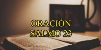 oracion-salmo-23