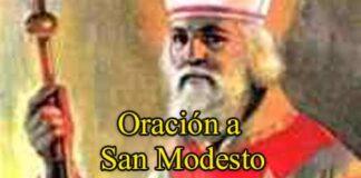 oracion-a-san-modesto